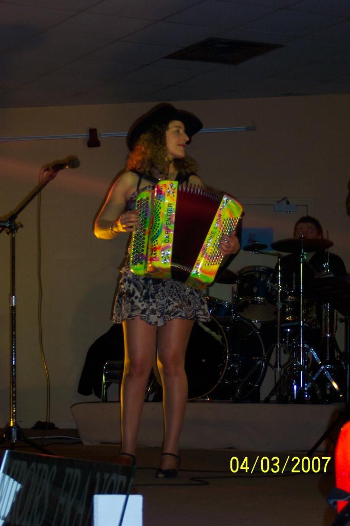 Dorothée LHOIR sur scène