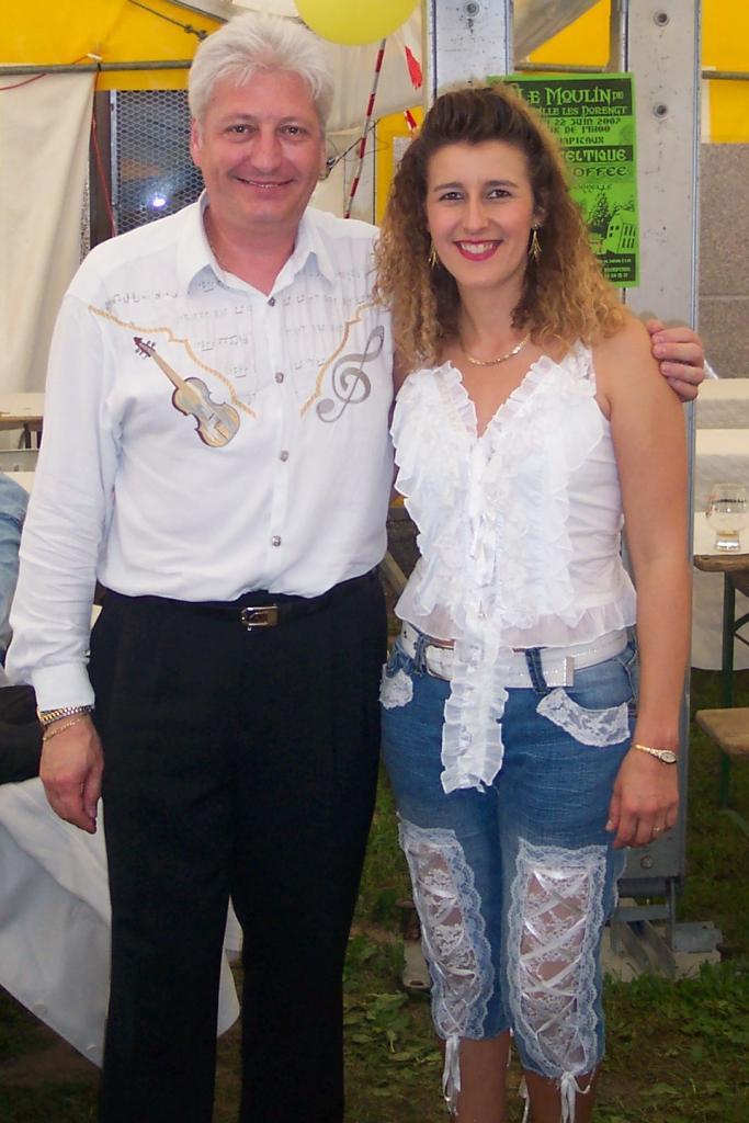 Avec André LOPPE