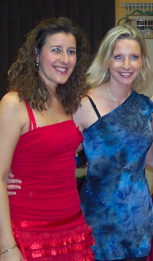 Avec Delphine LEMOINE