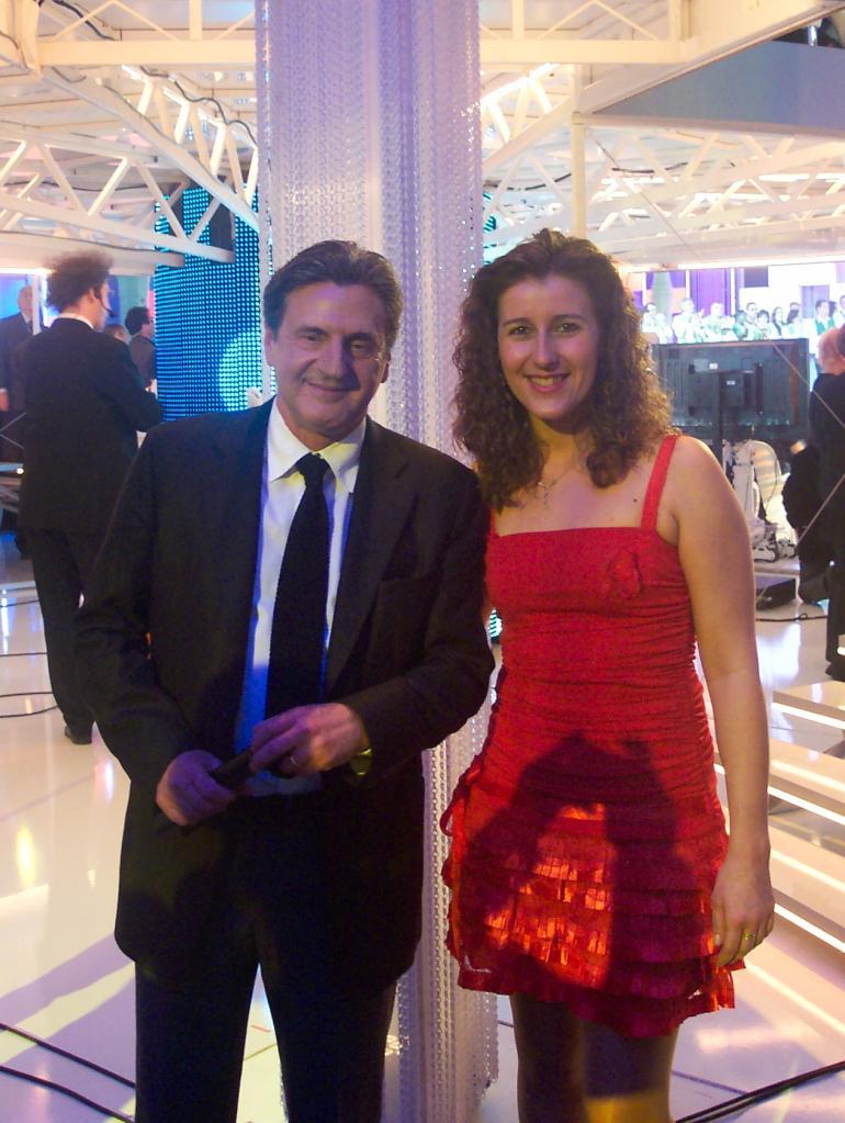 Avec Daniel AUTEUIL