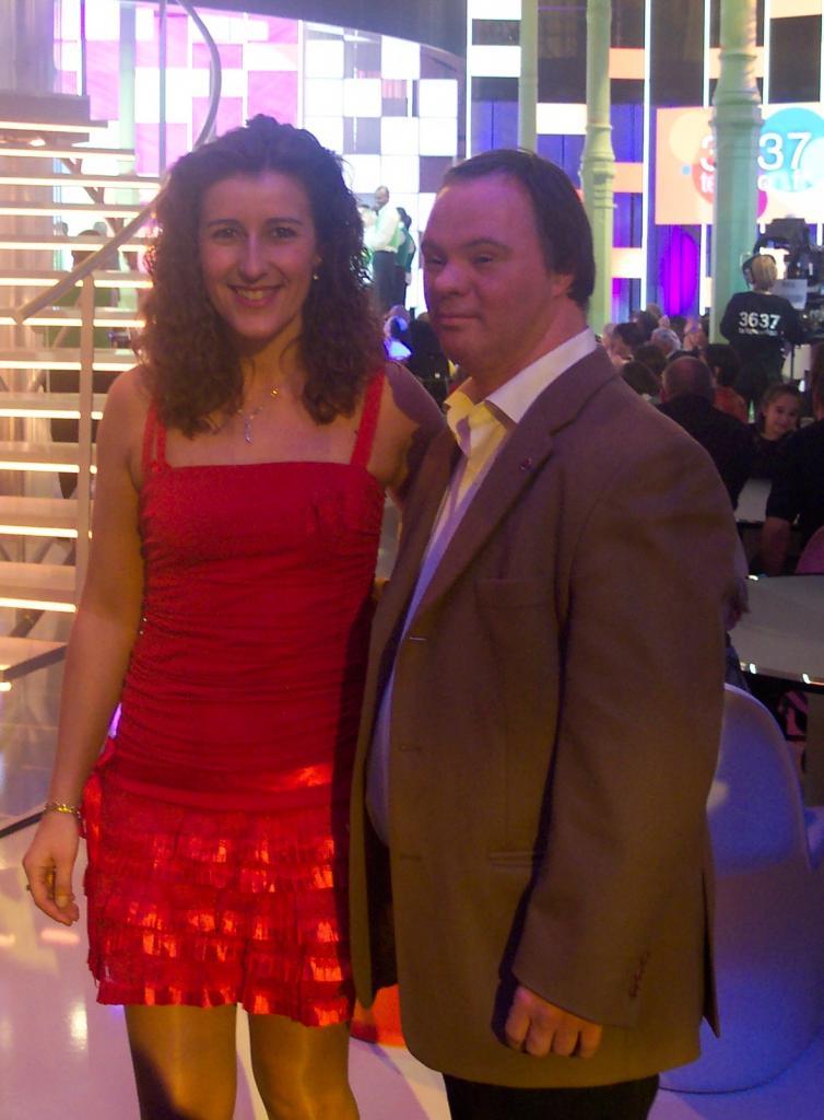 Avec Pascal DUQUENNE