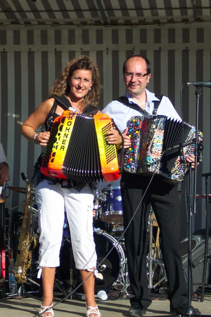 Avec Sébastien FARGE