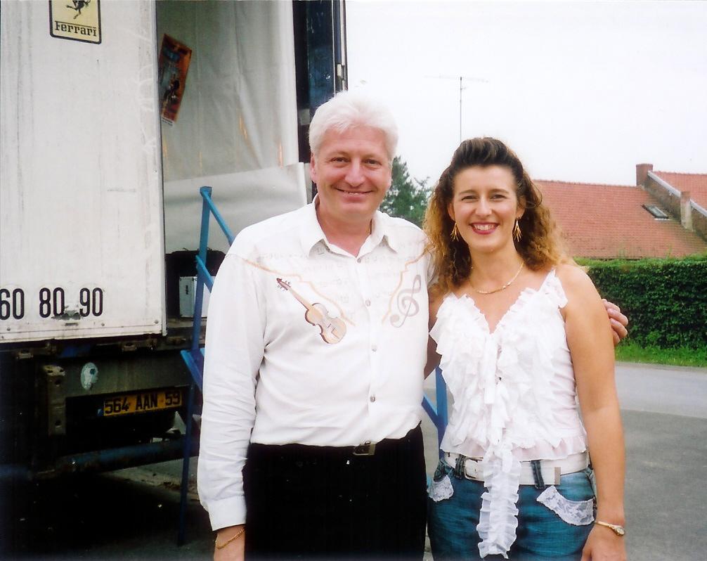 Dorothée LHOIR et André LOPPE