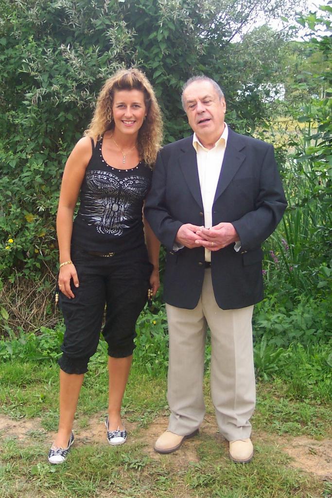 Avec Claude BARBOTTIN