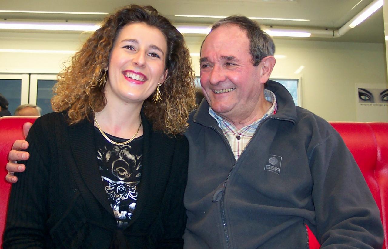 Avec Henri ANGLADE