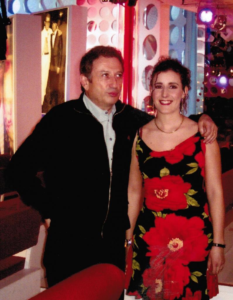 Avec Michel DRUCKER