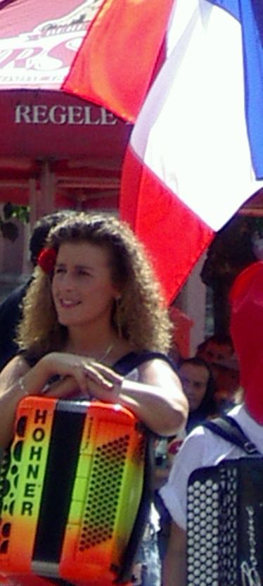 Sous le drapeau de la France