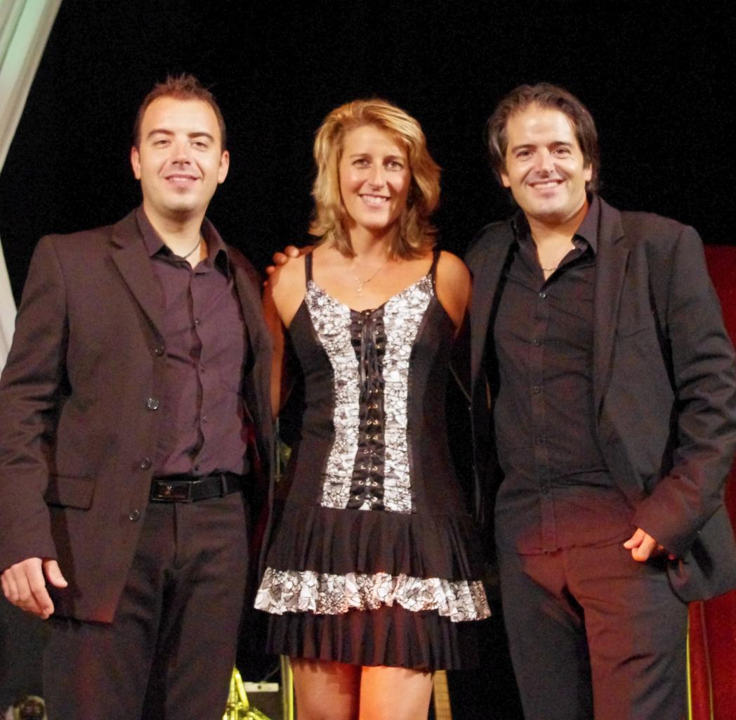 Avec Jérome RICHARD et Mickael RICHARD