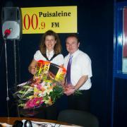 Dorothée LHOIR à Radio Puysaleine